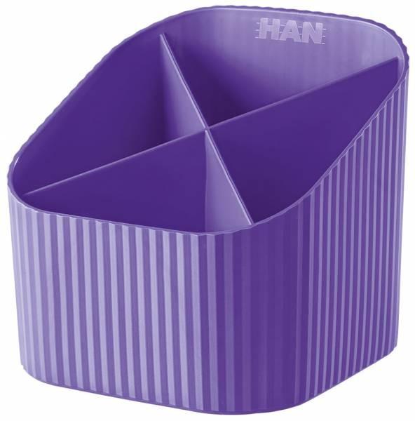 Stifteköcher X-LOOP Trend Colour lila