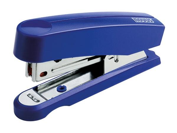 Novus B 10 Proffesional Heftgerät blau