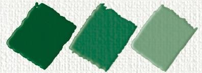 nerchau Hobby Acryl matt Dunkelgrün 59ml Acrylfarbe