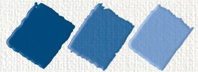 nerchau Hobby Acryl matt Kobaltblau 59ml Acrylfarbe
