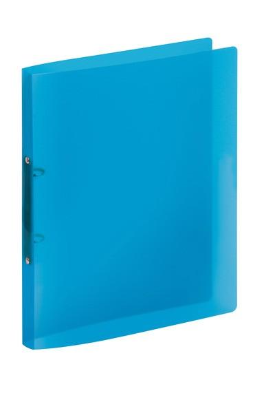 Ringordner PROPYGLASS, blau