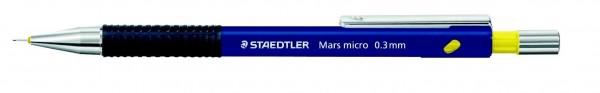 STAEDTLER® 775 03 Mars micro Druckbleistift, 0,3 mm, blau