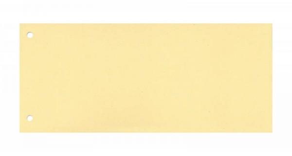 Trennstreifen RC gelb 100 Blatt