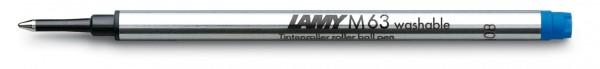 LAMY 18560 - Tintenrollermine M 63, blau