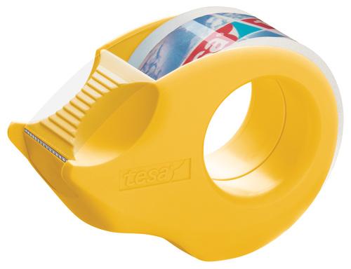 Tesa Mini Handabroller sortiert mit kleberolle