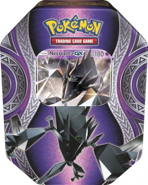 Pokemon Tin 69 Necrozma GX Sammelkartenspiel Deutsch