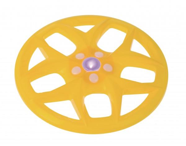 Idena 40004 - Frisbee mit Licht ca. 24 cm