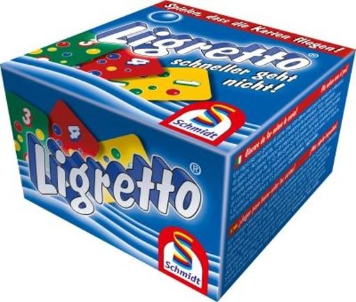 Kartenspiel Schmidt Spiele Ligretto®, blau