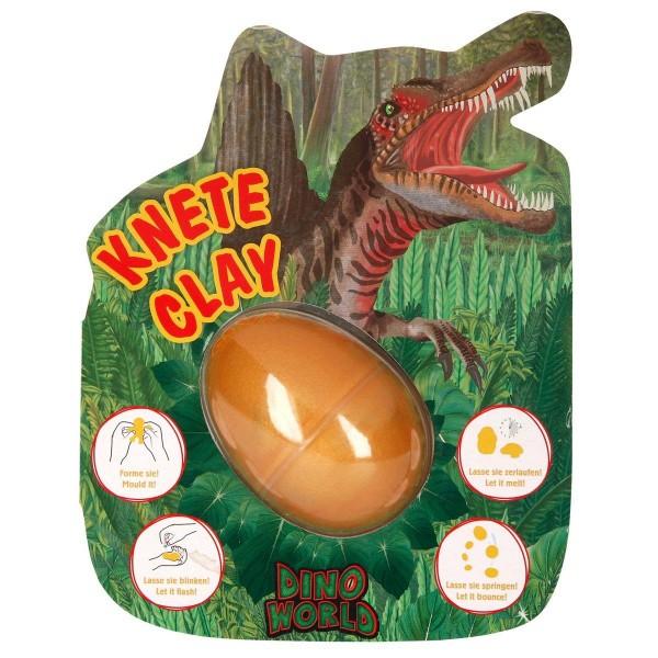 Depesche Dino World Spring Knete im Ei
