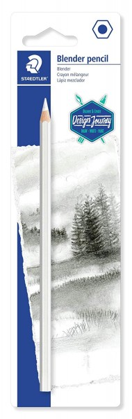 Staedtler Blender Pencil  Farbloser holzgefasserter Stift