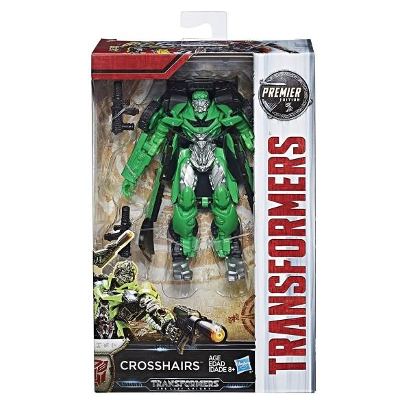 Hasbro transformer movie crosshairs c transformers