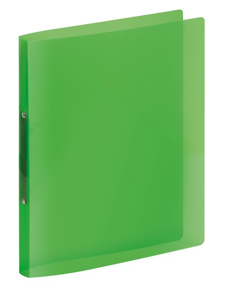 Ringordner PROPYGLASS® Viquel A4, grün
