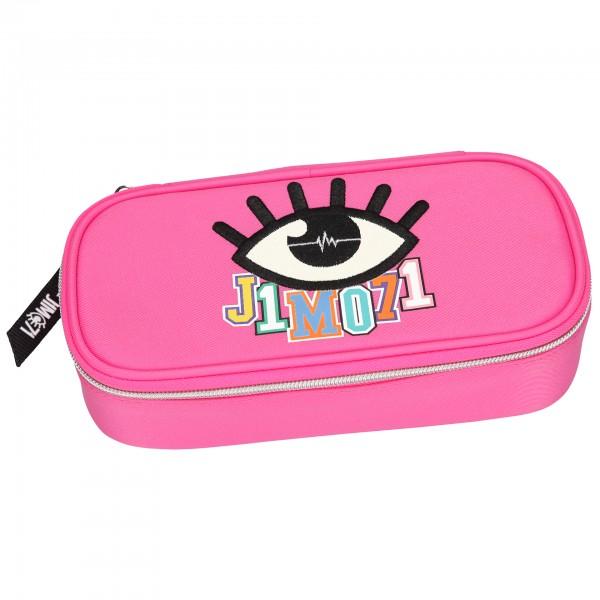 Depesche Schlampertasche Lisa und Lena J1MO71, pink