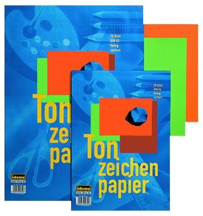 IDENA TONZEICHENPAPIER A4