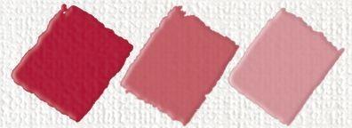 nerchau Hobby Acryl matt Karminrot 59ml Acrylfarbe