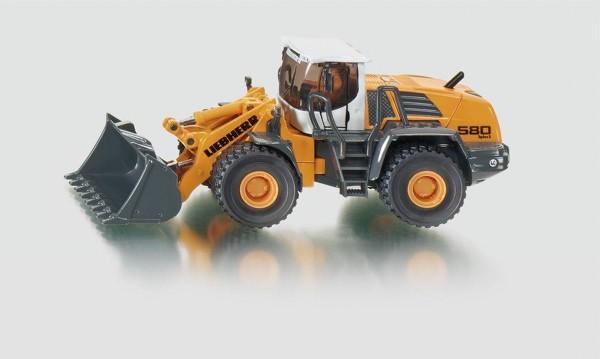 SIKU 3533 - Radlader Liebherr R580 2plus2 Lader