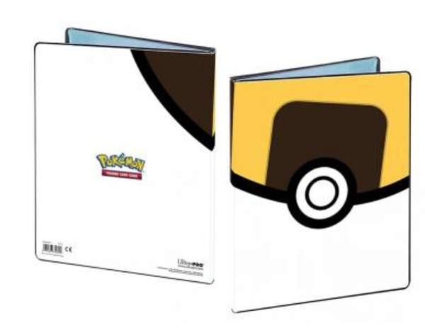 Pokemon Ultra Ball 9-Pocket Portfolio Album A4