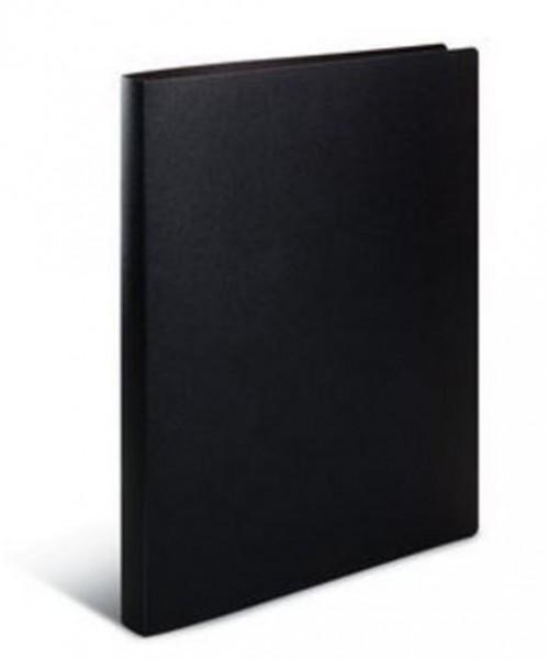 Herma Ringbuch 25mm Schulringbuch 2 Ringe schwarz