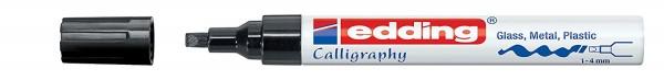 Edding Glanzlackmarker 755 creative 1- 4mm schwarz