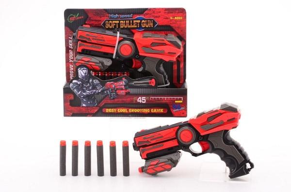 Johntoy Shooter 23 cm Pfeil - Pistole
