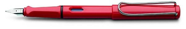 LAMY 5252 - Füllhalter Safari M rot, Modell 16