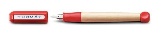 LAMY 16725 - Füllhalter abc A rot, Modell 10