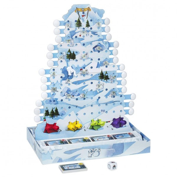 Hasbro B8584100 Yippie Yippie Yeti Kinderspiel