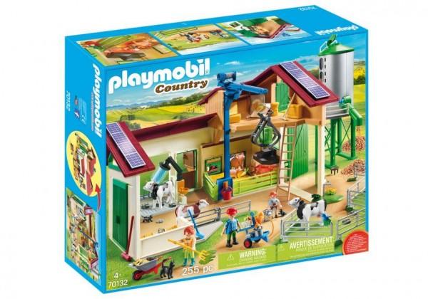 PLAYMOBIL® Country Großer Bauernhof mit Silo