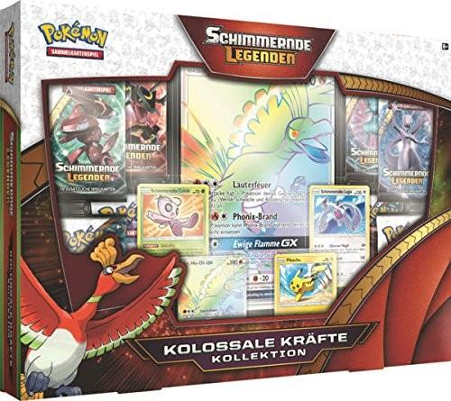 Pokemon Sonne und Mond  25973 Super-Premium Edition Deutsch Sammelkartenspiel