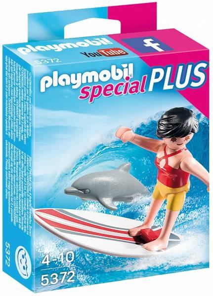 PLAYMOBIL® Surferin mit Delfin