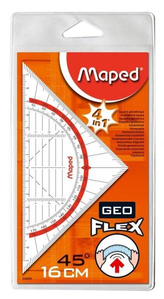 Maped Geo-Flex Geo-Dreieck 16cm