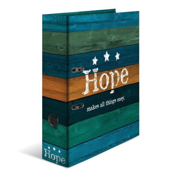 HERMA Ordner Woody Hope, A4