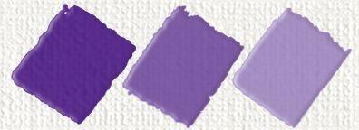 Nerchau Hobby Acryl matt 59 ml violett Acrylfarbe