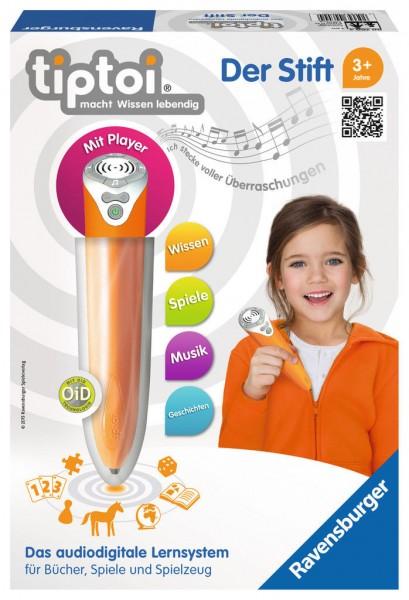 Ravensburger Tiptoi Stift Bücher Spielzeug Lernspiel Hörbuch Lieder Starter